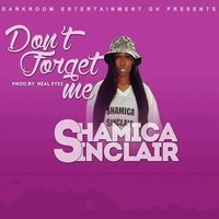 Don't Forget Me — Shamica Sinclair