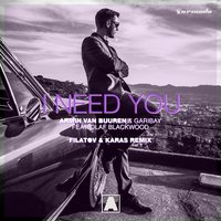 I Need You — Garibay, Armin van Buuren, Olaf Blackwood