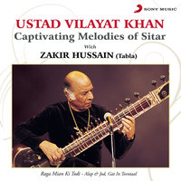 Captivating Melodies of Sitar — Ustad Vilayat Khan, Zakir Hussain
