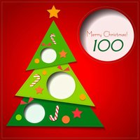 Merry Christmas 100 - 100 Original Christmas Recordings — Франц Грубер