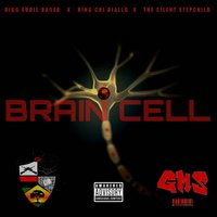 Brain Cell — Bigg Eddie Bauer, The Silent Stepchild, King Chi Diallo