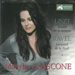 Marylin Frascone: Listz - Ravel — Морис Равель, Ференц Лист, Marylin Frascone