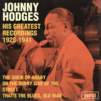 His Greatest Recordings — Johnny Hodges