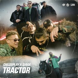 Tractor — ChildsPlay, Sjaak