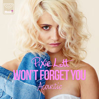 Won't Forget You — Pixie Lott