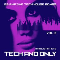 Tech and Only (25 Amazing Tech House Bombs), Vol. 3 — сборник