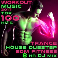 Workout Music 2017 Top 100 Hits Trance House Dubstep EDM Fitness 8 Hr DJ Mix — сборник