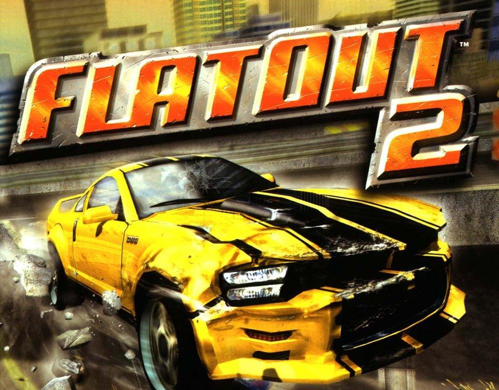 FlatOut - Антология (2004-2008) PC | RePack от R.G. Механики