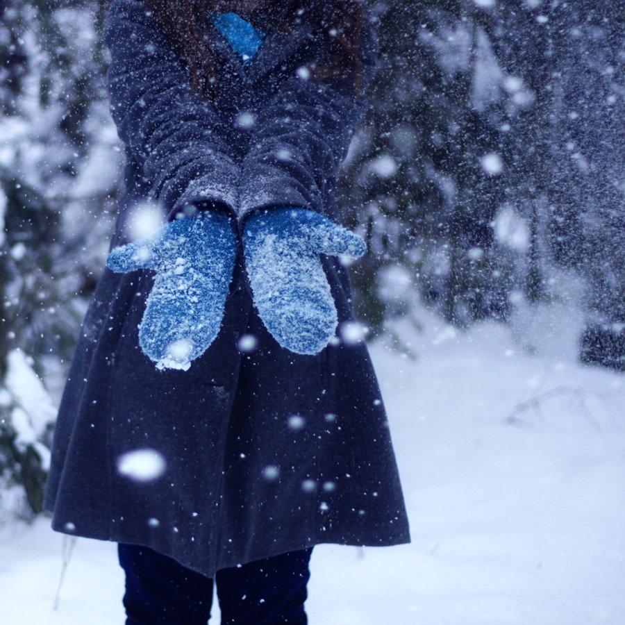 красивые картинки на аву про зиму свою