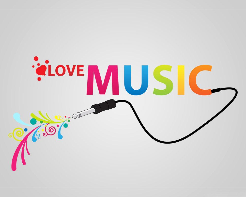 Открытка я люблю музыку, про дождик